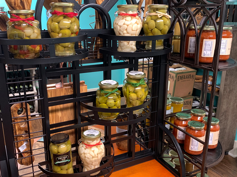 The Olive Vault Gourmet Foods